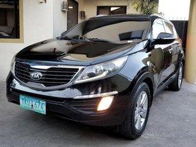2nd Hand Kia Sportage 2013 Automatic Diesel for sale in Mandaue