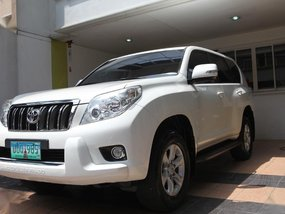 2nd Hand Toyota Land Cruiser Prado 2013 for sale in Quezon City