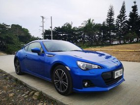 2nd Hand Subaru Brz 2013 for sale in Talisay