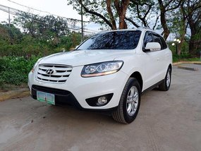 Selling 2011 Hyundai Santa Fe SUV for sale in Quezon City