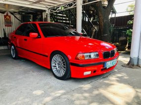 Bmw 325I 1996 Manual Gasoline for sale in Quezon City