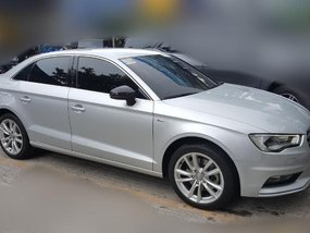 Selling Audi A3 2015 at 12000 km in Mandaluyong