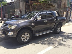 2nd Hand 2012 Mitsubishi Strada for sale in Pasig