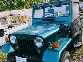 Mitsubishi Jeep Manual Gasoline for sale in Cagayan de Oro