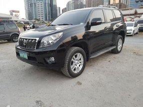 Selling 2nd Hand Toyota Land Cruiser Prado 2010 Automatic Diesel in Pasig