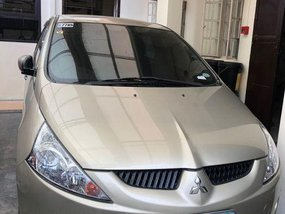 Selling 2nd Hand Mitsubishi Grandis 2010 in Quezon City