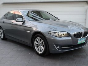 Selling Bmw 520D 2011 Automatic Diesel in Quezon City