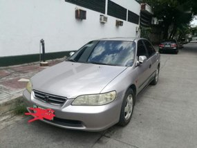 Selling Honda Accord 2000 Automatic Gasoline in Quezon City
