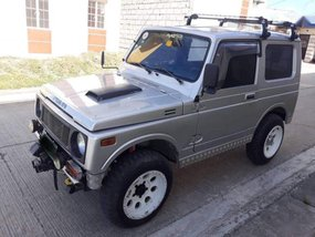 2nd Hand Suzuki Jimny 2003 for sale in Quezon City