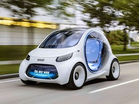 Daimler and Geely build partnership to develop smart cars