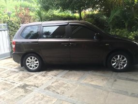 Selling 2nd Hand Kia Carnival 2007 in Pasig