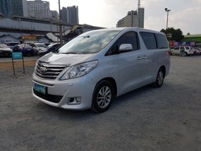 Selling Toyota Alphard 2013 Automatic Gasoline in Pasig
