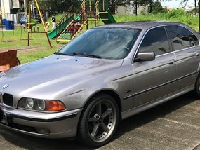 Selling Bmw 520I 2001 Automatic Gasoline in Pasig