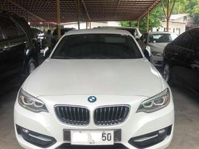 2nd Hand Bmw 220I 2015 Coupe for sale in Mandaue