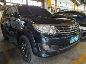 2nd Hand Toyota Fortuner 2014 Automatic Diesel for sale in Quezon City