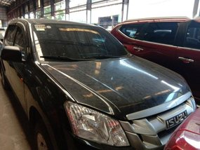 Selling 2nd Hand Isuzu D-Max 2016 in Quezon City