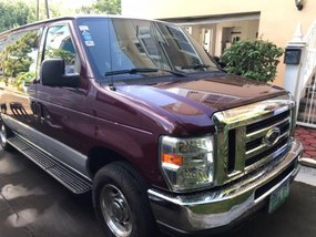 Selling 2nd Hand Ford E-150 2008 Van in Muntinlupa