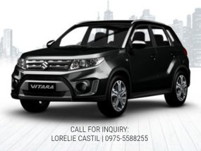 2019 Black Brand New Suzuki Vitara for sale in Muntinlupa