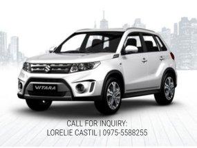 2019 White Brand New Suzuki Vitara for sale in Muntinlupa