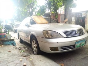 Sell Silver 2007 Nissan Sentra at 1000 km in Quezon City
