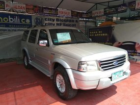 Selling Ford Everest 2005 Manual Diesel in Parañaque