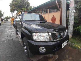 Sell Black 2014 Nissan Patrol at 16000 km in Quezon City
