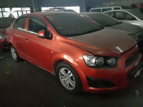 Selling 2015 Chevrolet Sonic in Parañaque