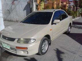 Selling 2nd Hand Mazda 323 1996 Manual Gasoline at 130000 km in San Mateo