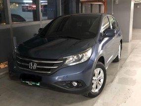 Selling Honda Cr-V 2013 Automatic Gasoline in Cebu City