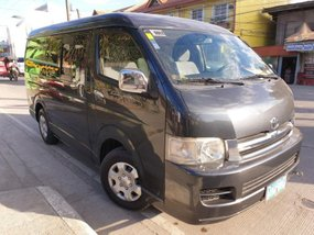 Selling 2nd Hand Toyota Hiace 2006 in Mandaue
