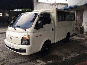 Hyundai H-100 2017 Manual Diesel for sale in Quezon City