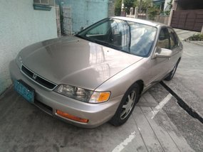 Selling Honda Accord 1996 Manual Gasoline in Cainta