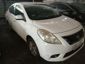 Selling Nissan Almera 2014 Automatic Gasoline in Quezon City
