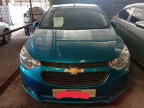 Selling 2nd Hand Chevrolet Sail 2016 in Quezon City