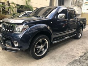 Selling 2nd Hand Nissan Navara 2010 Automatic Diesel at 63000 km in Quezon City