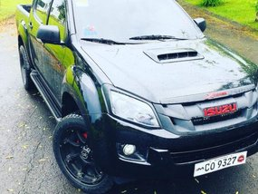 Selling 2nd Hand Isuzu D-Max 2016 in Dasmariñas