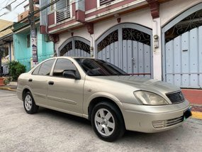 Sell 2nd Hand 2010 Nissan Sentra Automatic Gasoline at 80000 km in Manila