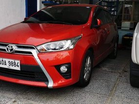 2nd Hand Toyota Yaris 2014 at 44000 km for sale