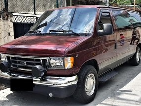 2nd Hand Ford E-150 2003 at 76000 km for sale in Manila