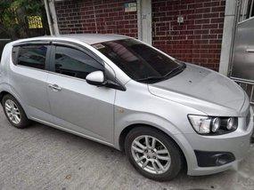 Chevrolet Sonic 2013 Automatic Gasoline for sale in Quezon City