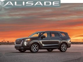 Selling Hyundai Palisade 2019 in Quezon City