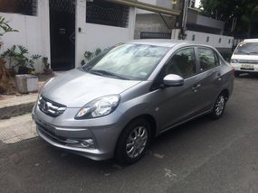 2nd Hand Honda Brio Amaze 2016 for sale in Quezon City