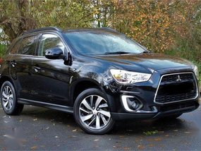 Selling 2nd Hand Mitsubishi Asx 2015 Automatic Gasoline in General Trias