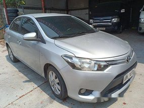 Silver Toyota Vios 2015 at 15000 km for sale