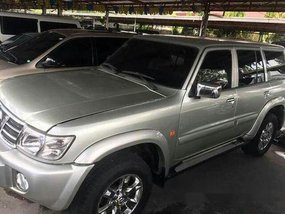 Sell Silver 2005 Nissan Patrol in Gasoline Automatic