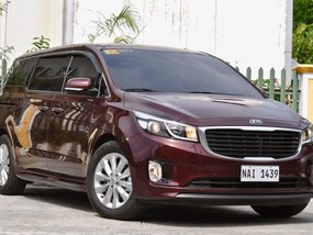 2nd Hand Kia Grand Carnival 2018 at 8000 km for sale