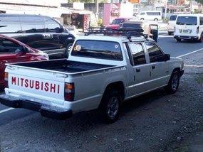 Mitsubishi L200 1997 Manual Diesel for sale in General Emilio Aguinaldo