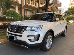 Ford Explorer 2017 Automatic Gasoline for sale in Taguig