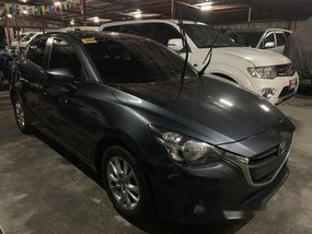 Sell Grey 2017 Mazda 2 at 28000 km in Gasoline Automatic