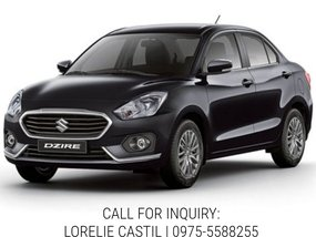2019 Suzuki Dzire Brand New Black for sale in Muntinlupa
